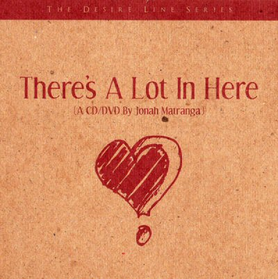Jonah Matranga - There's A Lot In Here (DVD + CD)