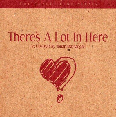 Jonah Matranga - There's A Lot In Here (DVD + CD)